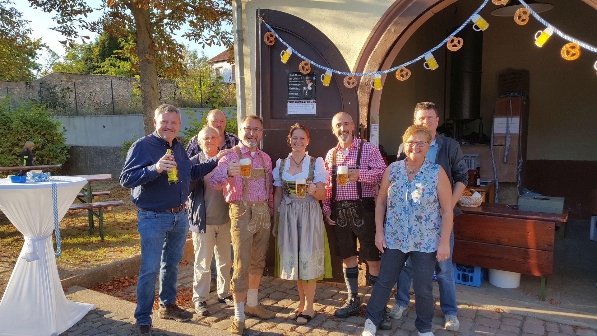 Oktoberfest des Bürgervereins